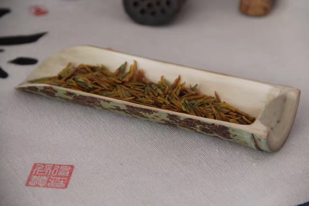 2019预定溧阳黄金白茶