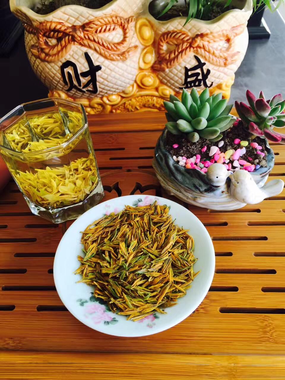 溧阳黄金白茶优惠中